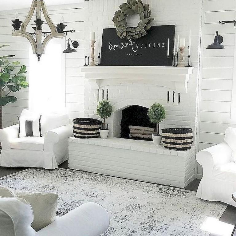 claridecor.com & 58+ Comfy Modern Farmhouse Sunroom Decor Ideas - Page 2 of 60