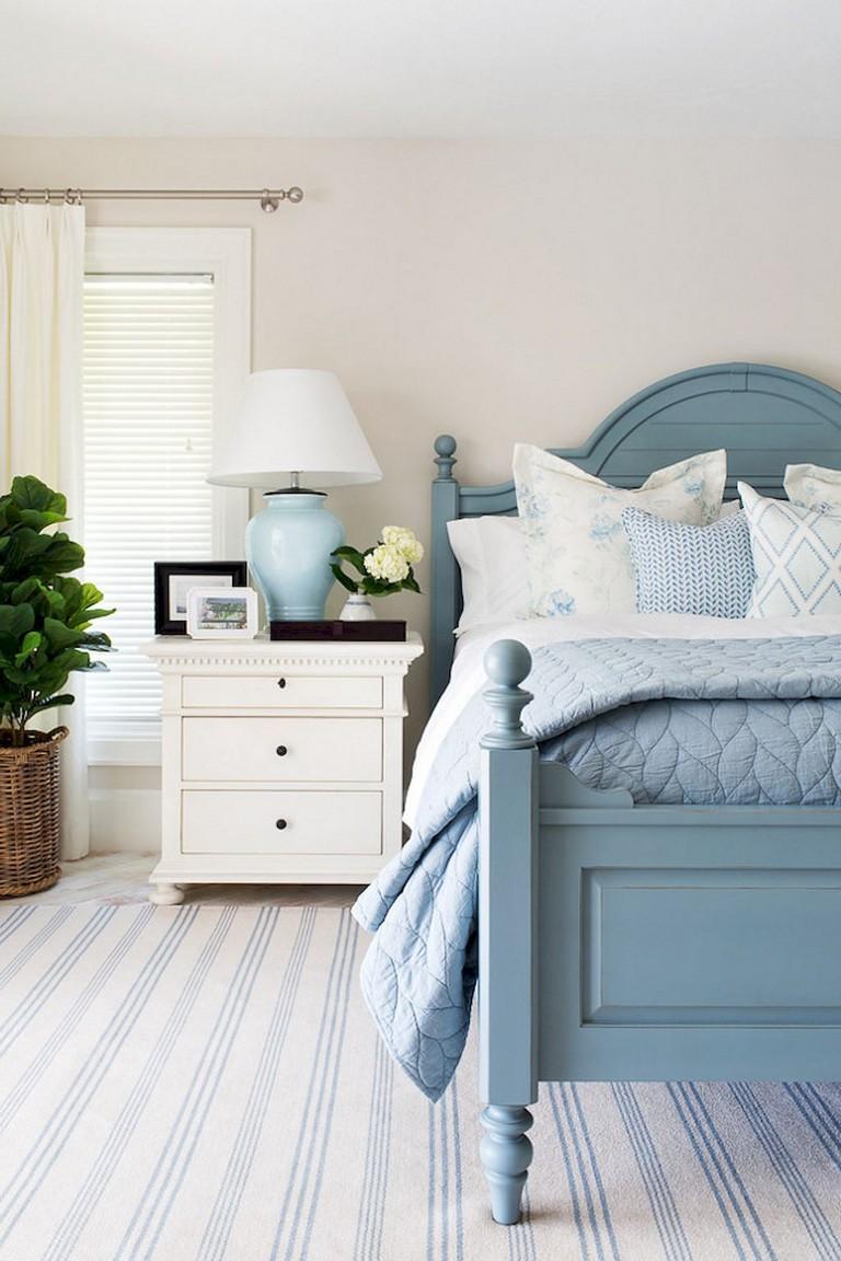 68+ Cozy Modern Coastal Bedroom Decorating Ideas - Page 18 ...