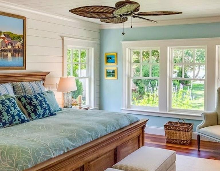 68+ Cozy Modern Coastal Bedroom Decorating Ideas - Page 3 ...