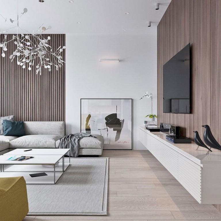 78+ Cozy Modern Minimalist Living Room Designs - Page 33 of 80