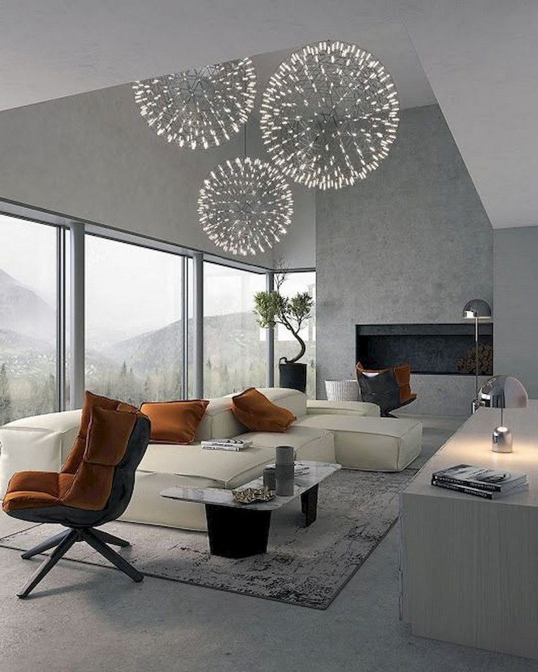 78+ Cozy Modern Minimalist Living Room Designs - Page 7 of 80