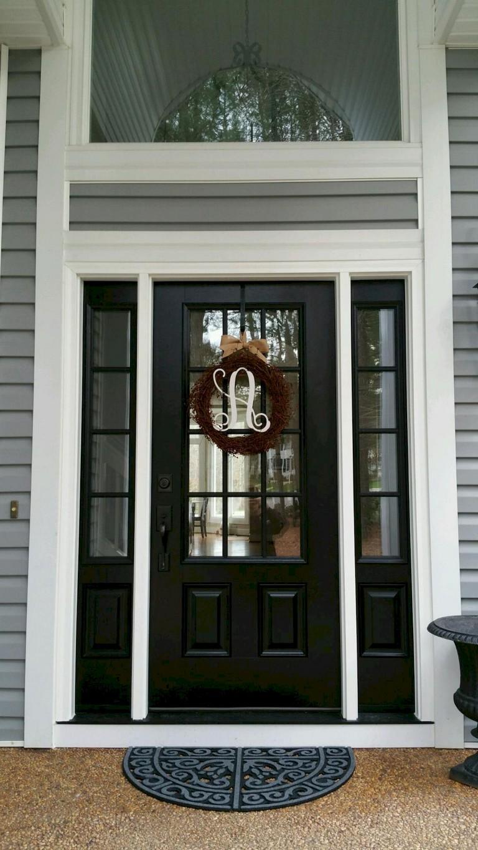 Front Door Farmhouse Entrance Decor Ideas
