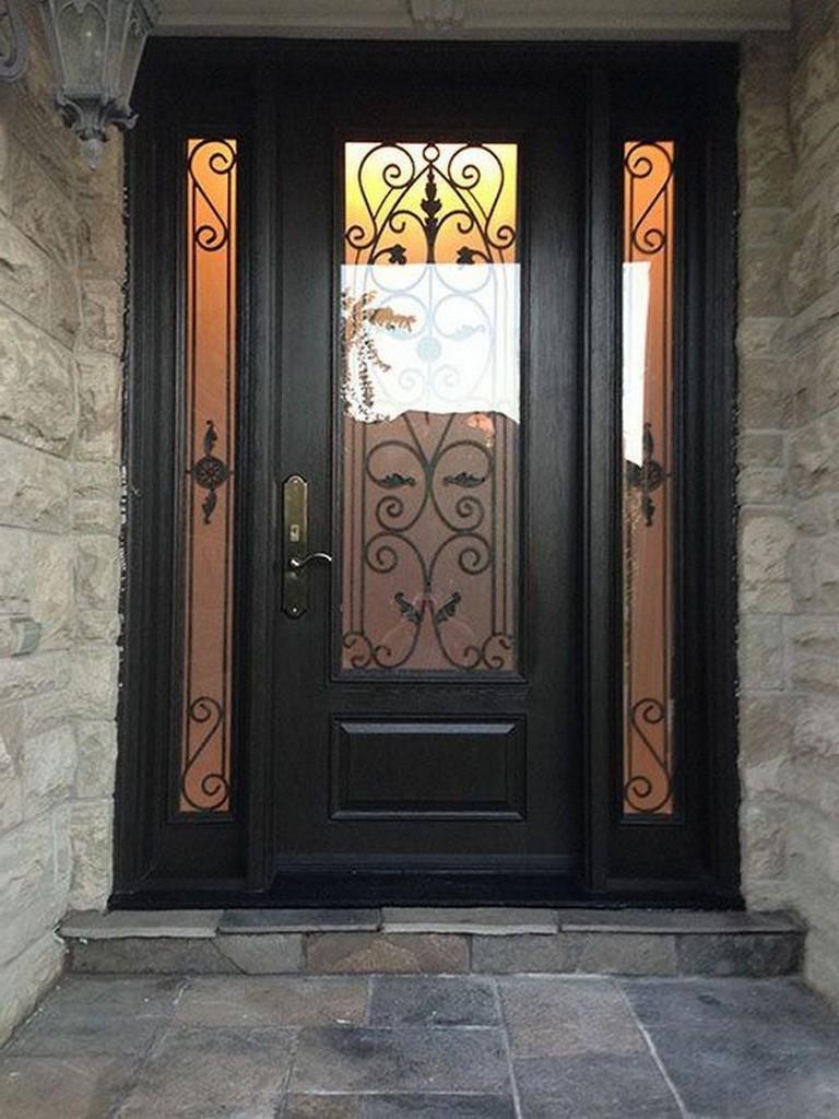 36+ Luxury Front Door Design Ideas House - Page 7 of 38