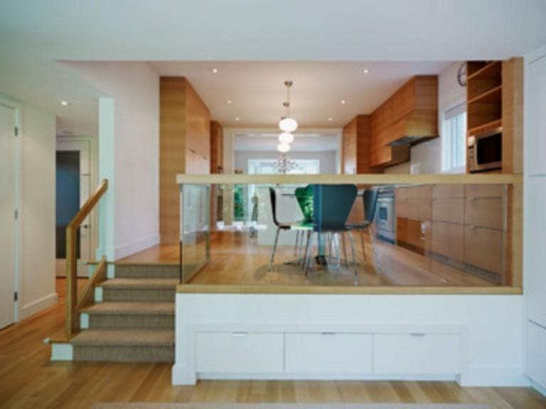 fascinating half idea wall kitchen design | 58+ AWESOME HALF WALL KITCHEN DESIGNS IDEAS - Page 16 of 59
