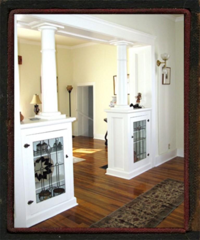 fascinating half idea wall kitchen design | 58+ AWESOME HALF WALL KITCHEN DESIGNS IDEAS - Page 52 of 59