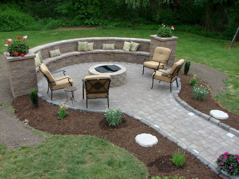 95+ AMAZING FIRE PIT IDEAS FOR BACKYARD OUTDOOR DESIGN ...