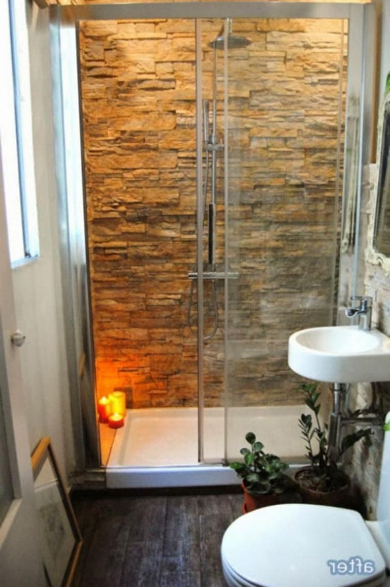 34 Gorgeous Modern Small Bathroom Vanities Ideas